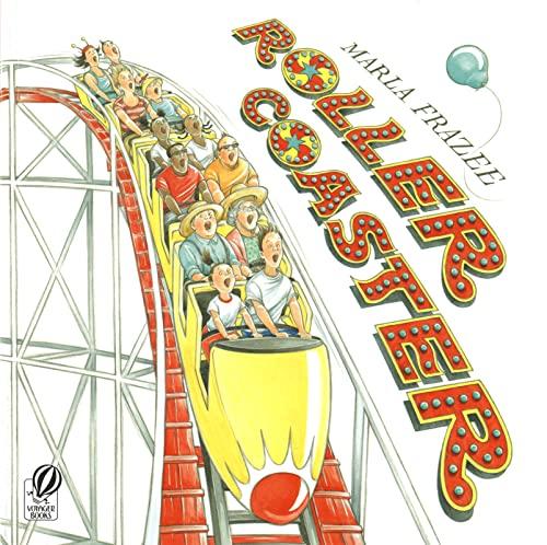 9780152057442: Roller Coaster