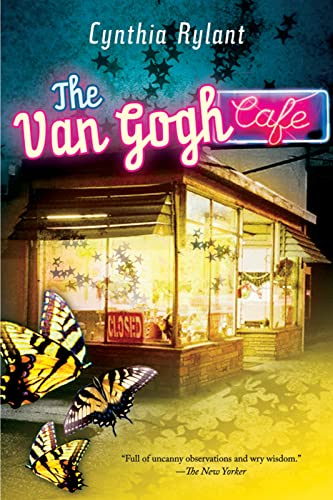 9780152057503: The Van Gogh Cafe