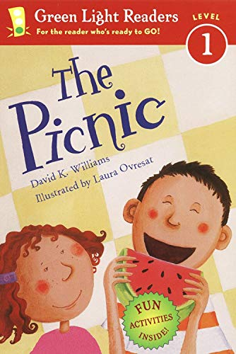 9780152057824: The Picnic (Green Light Readers Level 1)