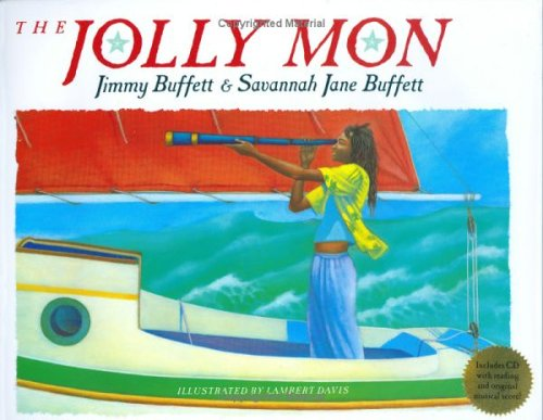 9780152057862: The Jolly Mon [With CD (Audio)]