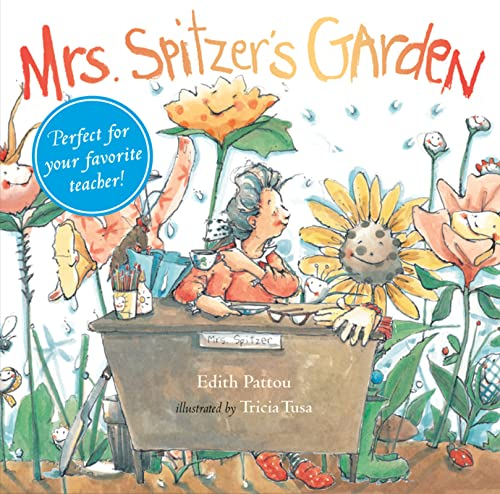Mrs. Spitzer's Garden: [Gift Edition] (0152058028) by Pattou, Edith