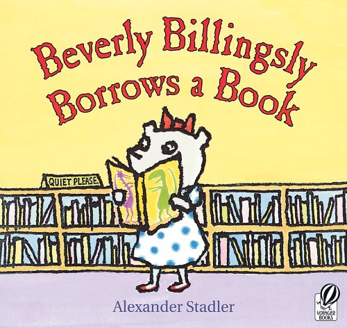 9780152058036: Beverly Billingsly Borrows a Book