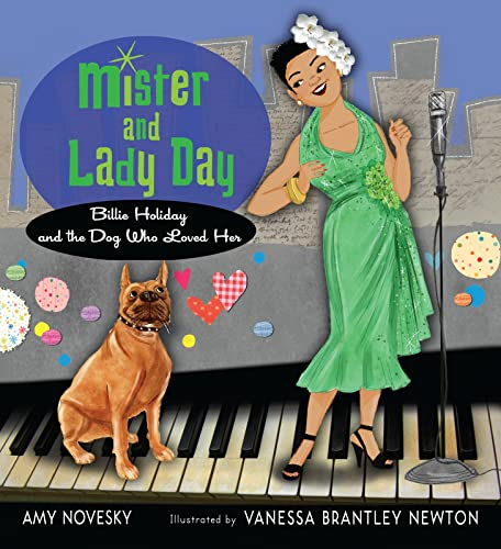 9780152058067: Mister and Lady Day: Billie Holiday and the Dog Who Loved Her