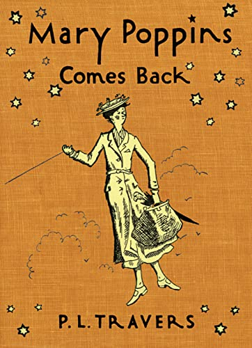 9780152058166: Mary Poppins Comes Back