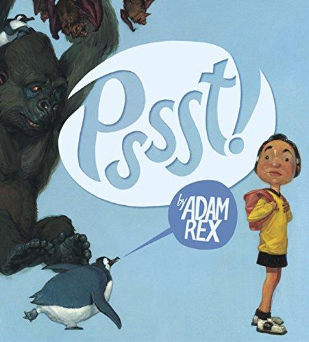 PSSST!: Rex, Adam.