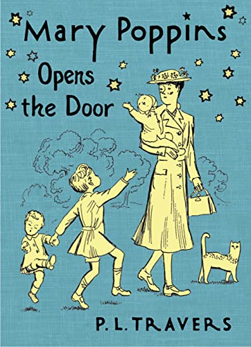 9780152058227: Mary Poppins Opens the Door