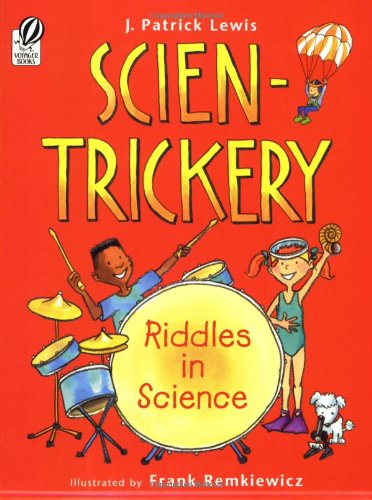 9780152058494: Scien-Trickery: Riddles in Science