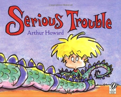 9780152058531: Serious Trouble