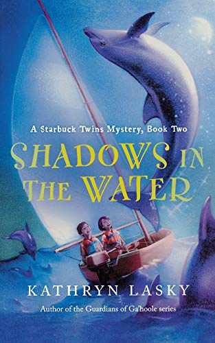 9780152058746: Shadows in the Water (Starbuck Twins Mysteries)