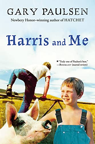 9780152058807: Harris and Me: A Summer Remembered