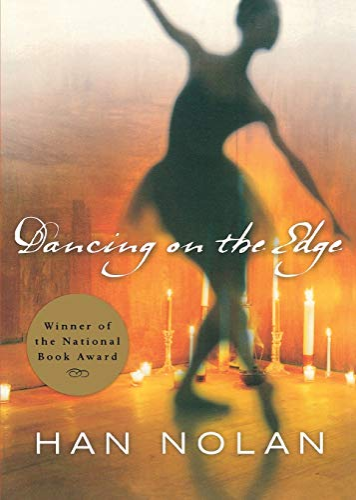 9780152058845: Dancing on the Edge