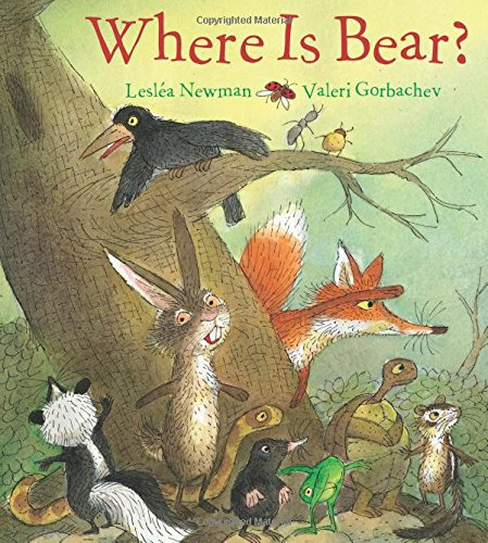 9780152059187: Where Is Bear?