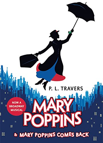 9780152059224: Mary Poppins and Mary Poppins Comes Back