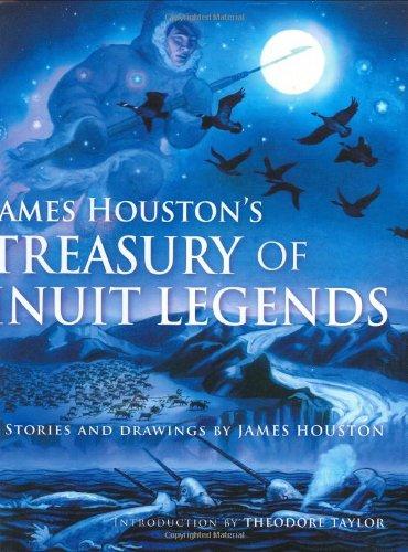 9780152059248: James Houston's Treasury of Inuit Legends (Odyssey Classics (Odyssey Classics))