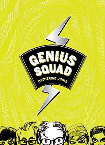 9780152059859: Genius Squad