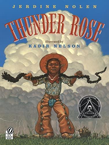 9780152060060: Thunder Rose