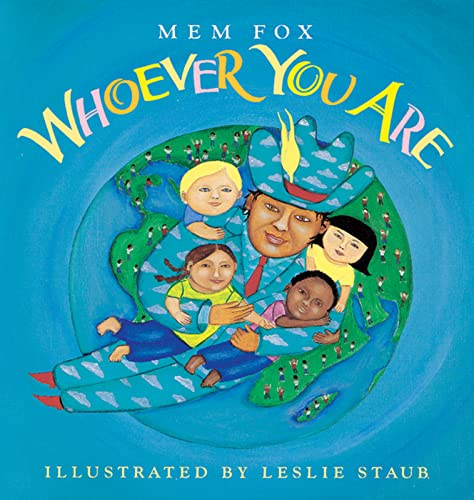 Whoever You Are (Paperback): Mem Fox