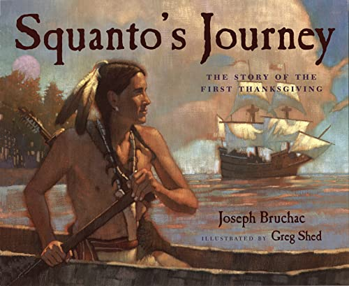 9780152060442: Squanto's Journey: The Story of the First Thanksgiving