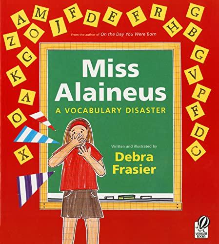 9780152060534: Miss Alaineus: A Vocabulary Disaster
