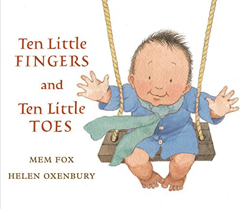 9780152060572: Ten Little Fingers and Ten Little Toes