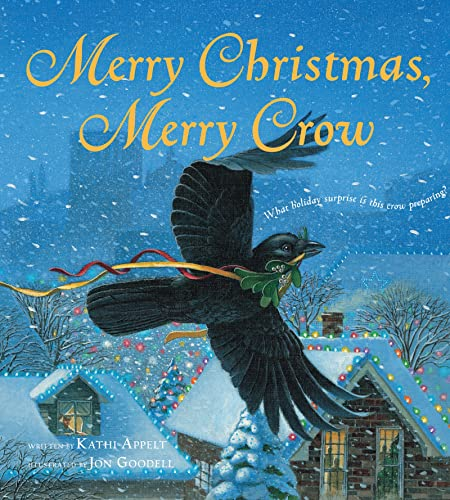 9780152060831: Merry Christmas, Merry Crow
