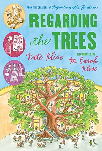 9780152060909: Regarding the Trees: A Splintered Saga Rooted in Secrets