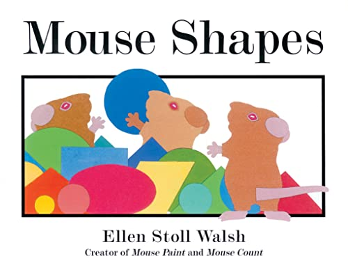 9780152060916: Mouse Shapes