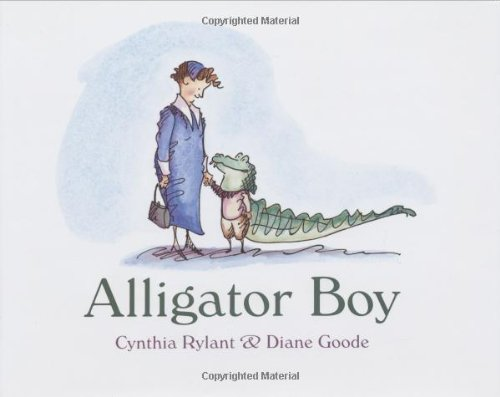 9780152060923: Alligator Boy