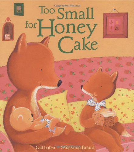 9780152060978: Too Small for Honey Cake