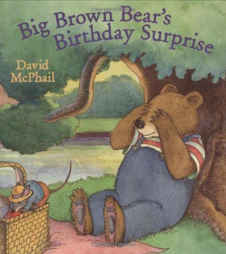 9780152060985: Big Brown Bear's Birthday Surprise