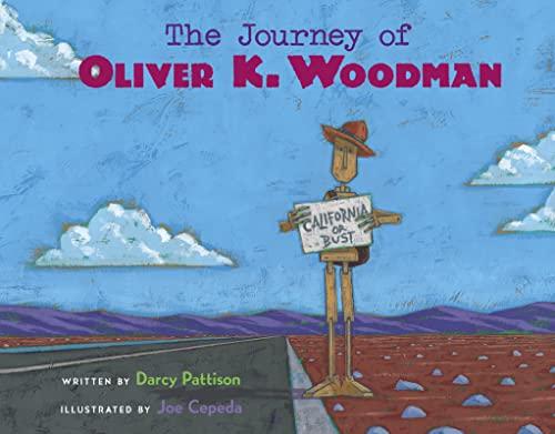 9780152061180: The Journey of Oliver K. Woodman