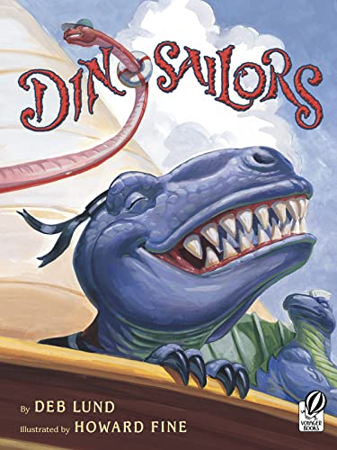 9780152061241: Dinosailors