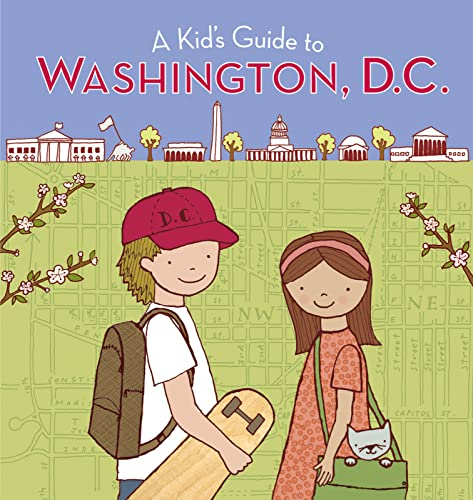 9780152061258: A Kid's Guide to Washington, D.C.
