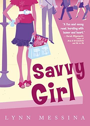 9780152061616: Savvy Girl