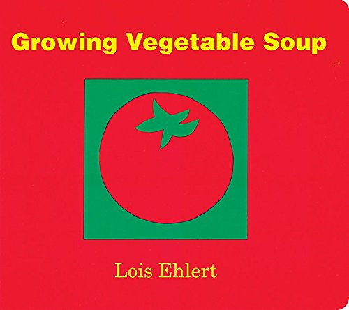 9780152061760: Growing Vegetable Soup