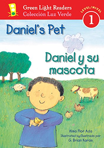 9780152062378: Daniel's Pet/Daniel y su mascota (Green Light Readers Level 1)