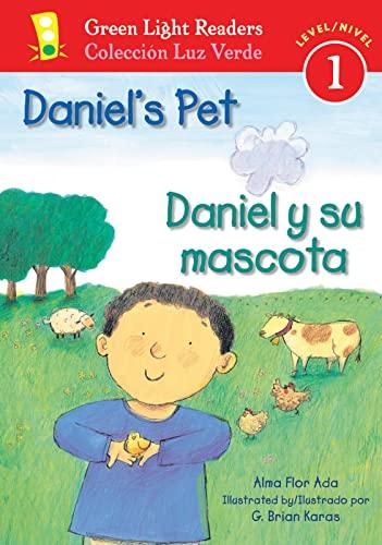 9780152062439: Daniel's Pet/Daniel y su mascota (Green Light Readers Level 1) (Spanish and English Edition)