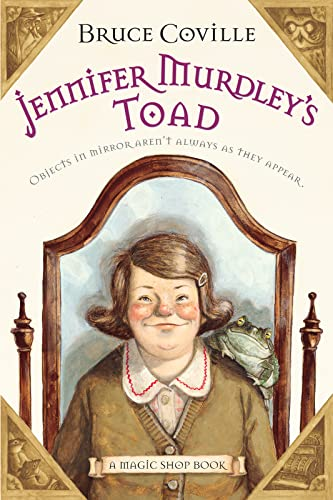 9780152062460: Jennifer Murdley's Toad: A Magic Shop Book