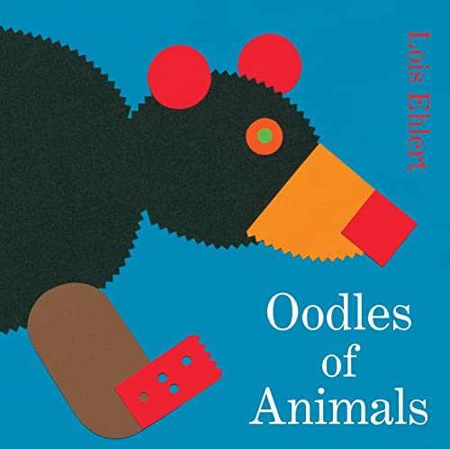 9780152062743: Oodles of Animals