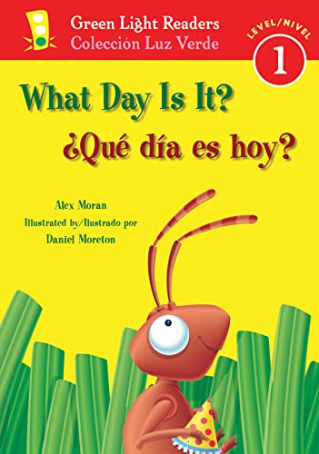 9780152062811: What Day Is It?/Que Dia Es Hoy? (Green Light Readers Bilingual)