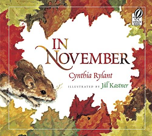 9780152063429: In November