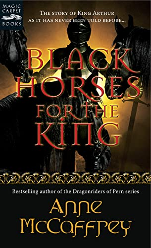 9780152063788: Black Horses for the King (Magic Carpet Books)