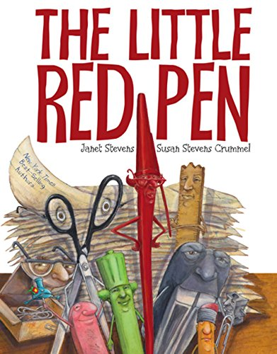 9780152064327: The Little Red Pen