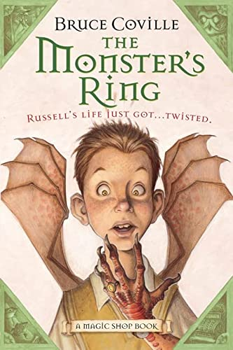 9780152064426: Monster's Ring, the (Magic Shop Books)