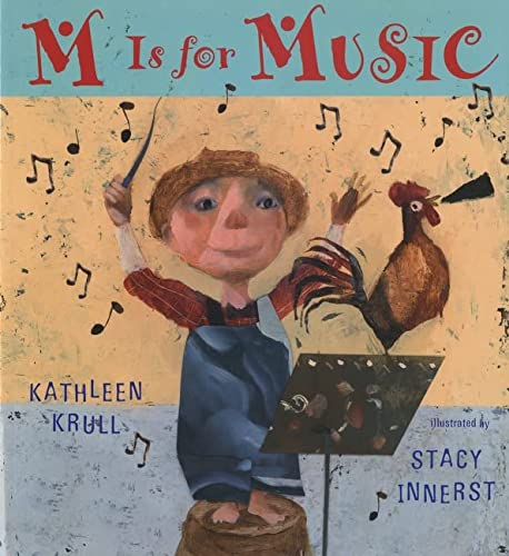 9780152064792: M Is for Music