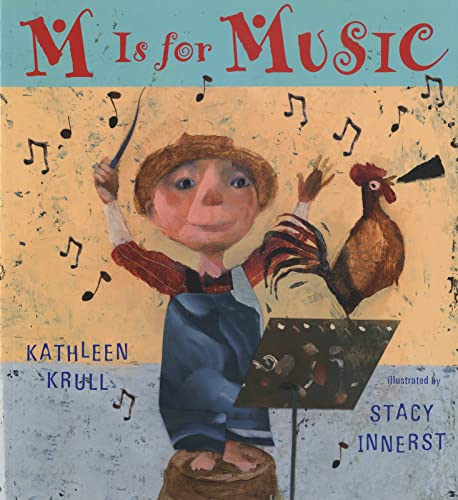 M Is for Music (0152064796) by Krull, Kathleen