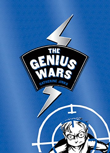 9780152066192: The Genius Wars