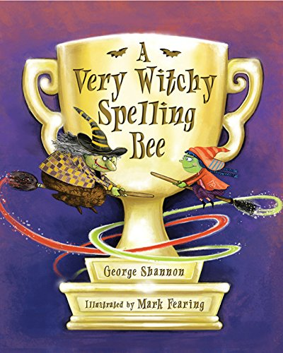 9780152066963: A Very Witchy Spelling Bee