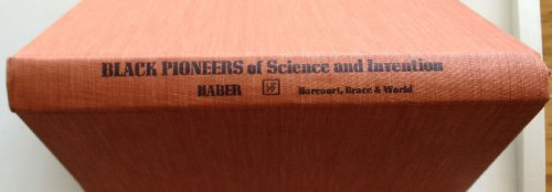 9780152085650: Black Pioneers of Science and Invention