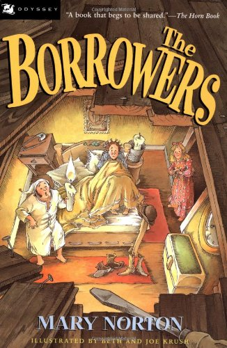 9780152099909: The Borrowers (Odyssey Classic)